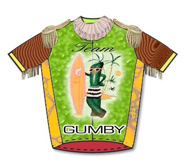 Gumby Jersey
